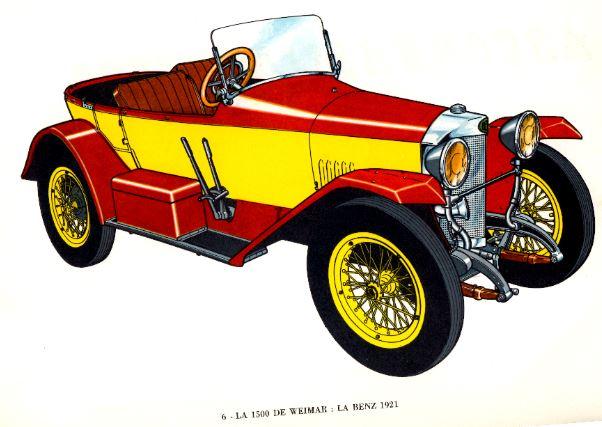 Benz 1921