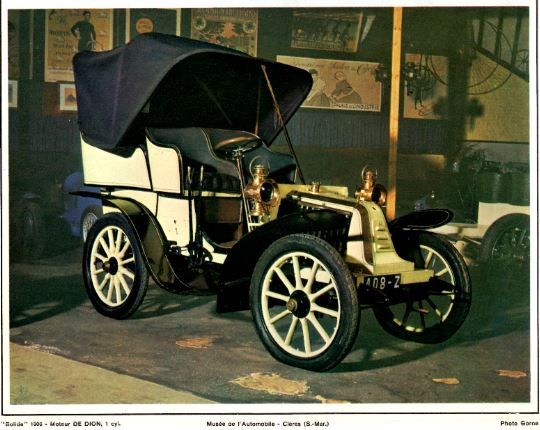 Bolide 1906