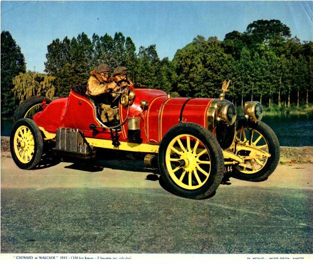 Chenard et Walker 1911
