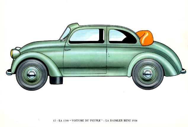 Daimler Benz 1934
