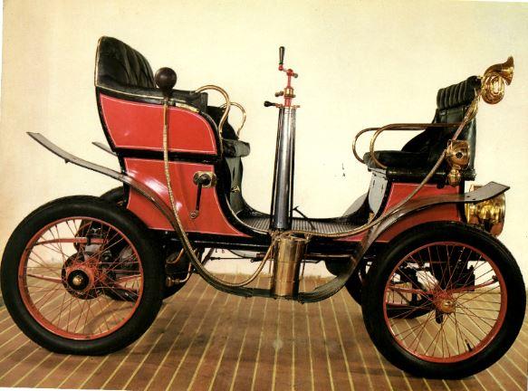 Dedion Bouton 1900 photo