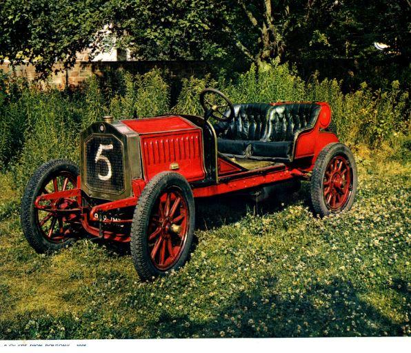 Dedion Bouton 1905