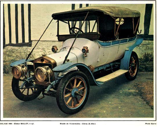 Delage 1908