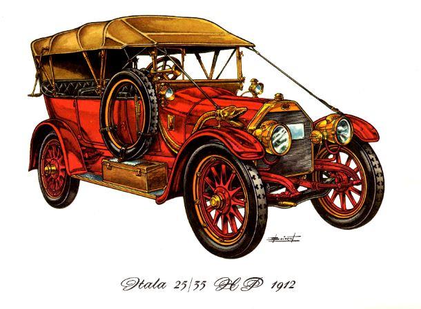 Itala 1912