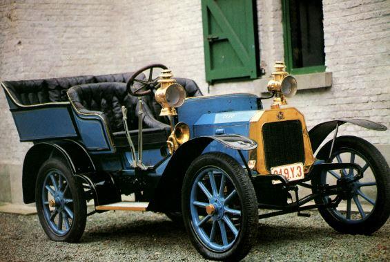 Lion Peugeot 1906