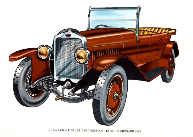 Louis CHENARD 1925