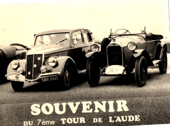 Mathys Rallye Aude
