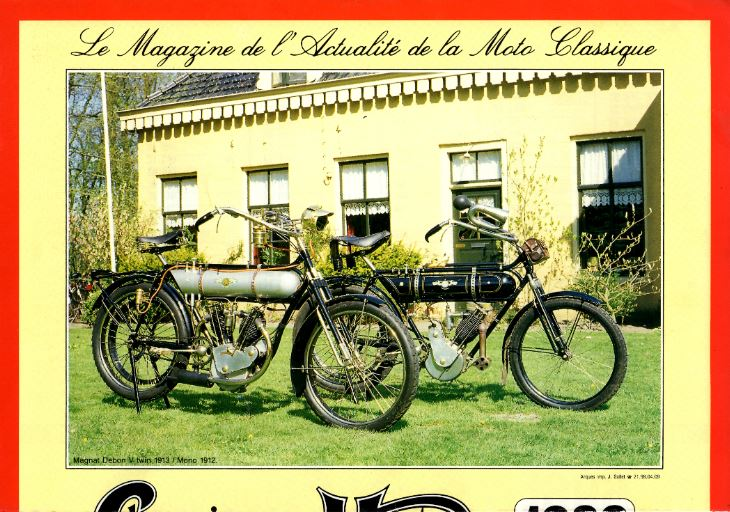 Moto magnat debon
