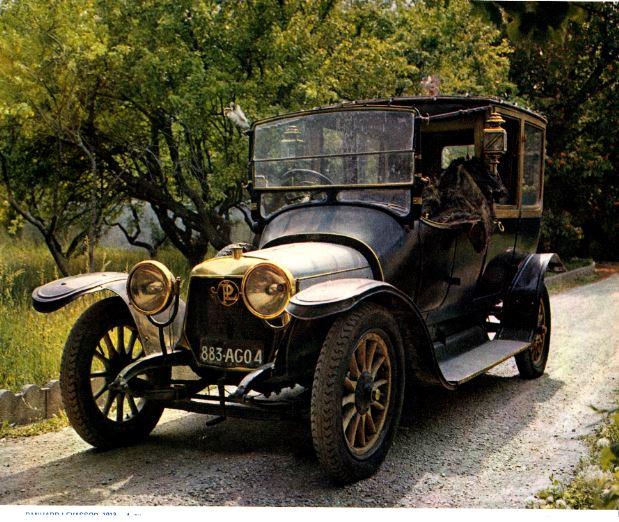 Panhard Levassor 1913