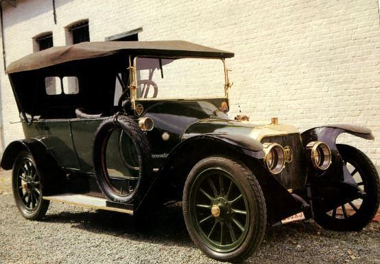 Panhard Levassor 1915
