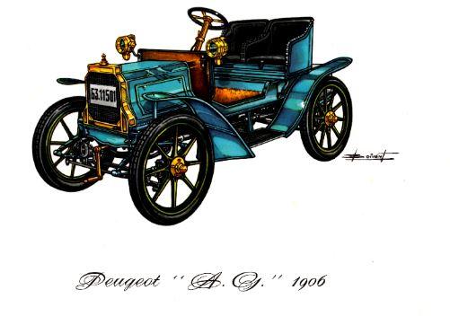 Peugeot 1906