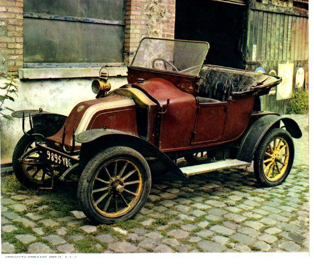 Renault 1907