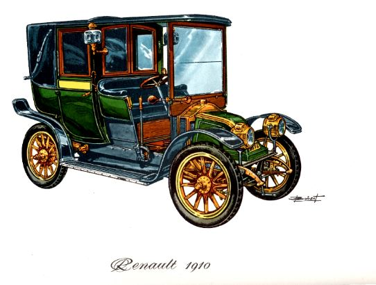 Renault 1910