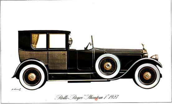 Rolls Royce 1927