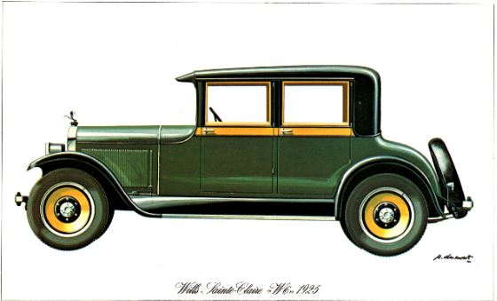 Willys 1925