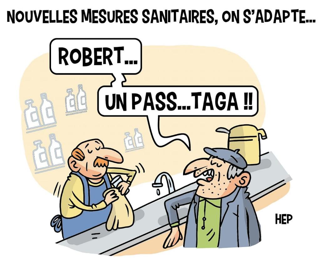 Capture pass taga